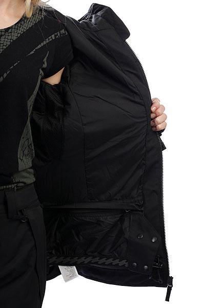 Куртка утепленная женская Billabong Milou Dlack