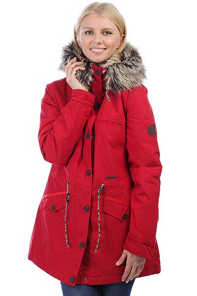Куртка парка женская Billabong Warm Daze Chili Pepper