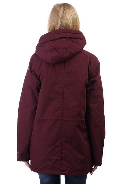 Куртка женская Billabong Facil Iti Bordeaux
