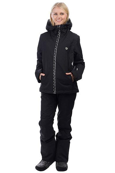 Куртка утепленная женская Billabong Terra Black