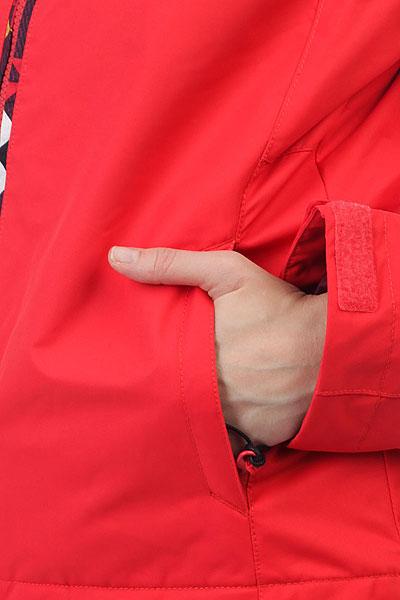 Куртка утепленная женская Billabong Terra Poppy Red