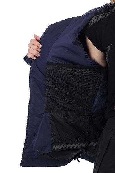 Куртка утепленная женская Billabong Terra Navy
