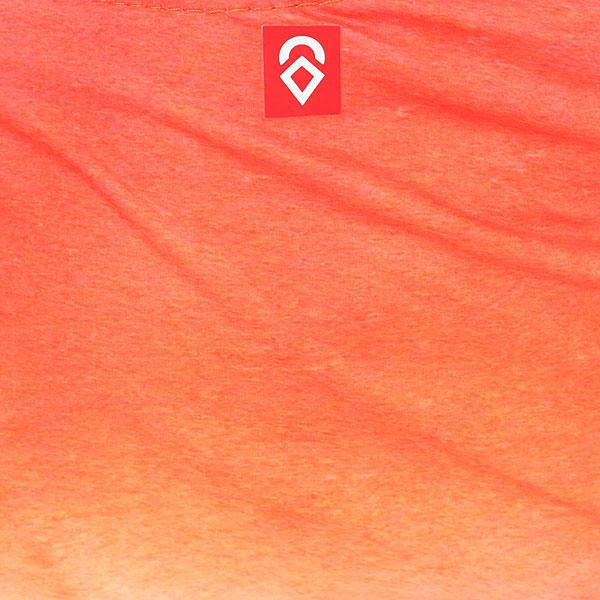 Маска Airhole Facemask 2 Layer Orange Wash