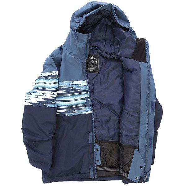 Куртка утепленная детская Billabong Tribong Dark Blue
