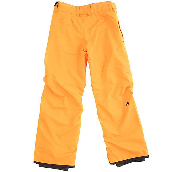Штаны сноубордические детские Billabong Grom Orange