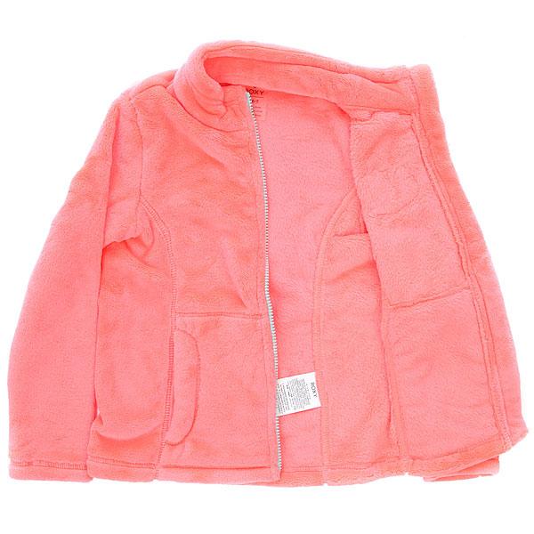 Толстовка классическая Roxy Igloo Teenie Neon Grapefruit