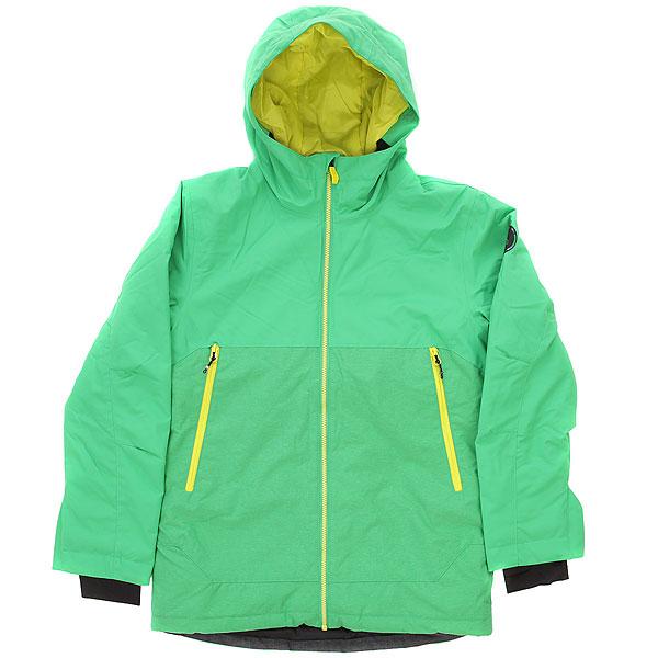 Куртка детская Quiksilver Sierra Youth Kelly Green