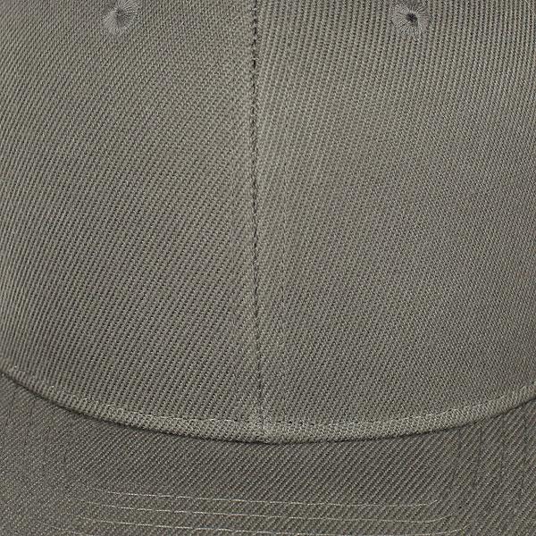 Бейсболка с прямым козырьком TrueSpin Blank Snapback Green Khaki