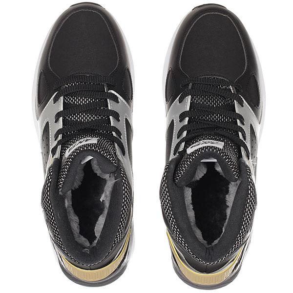 Ботинки зимние Anta 81746921-3 Black