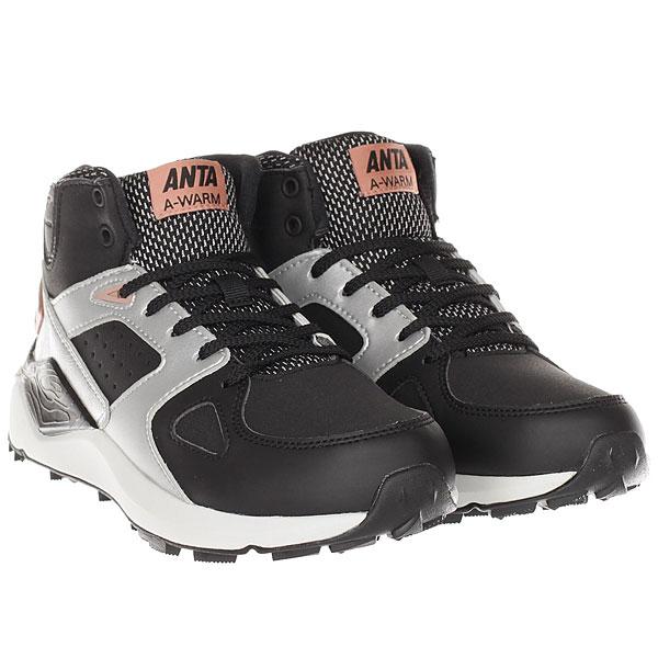 Ботинки зимние женские ANTA 82746921-3 Black