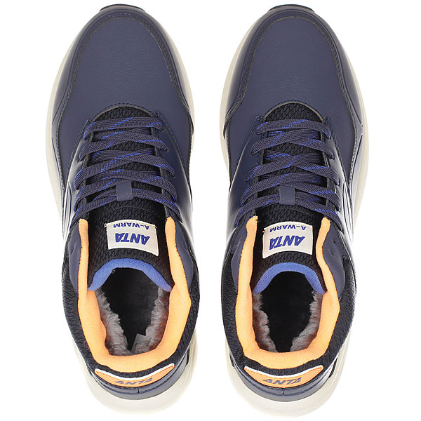 Ботинки зимние ANTA 81746923-2 Blue