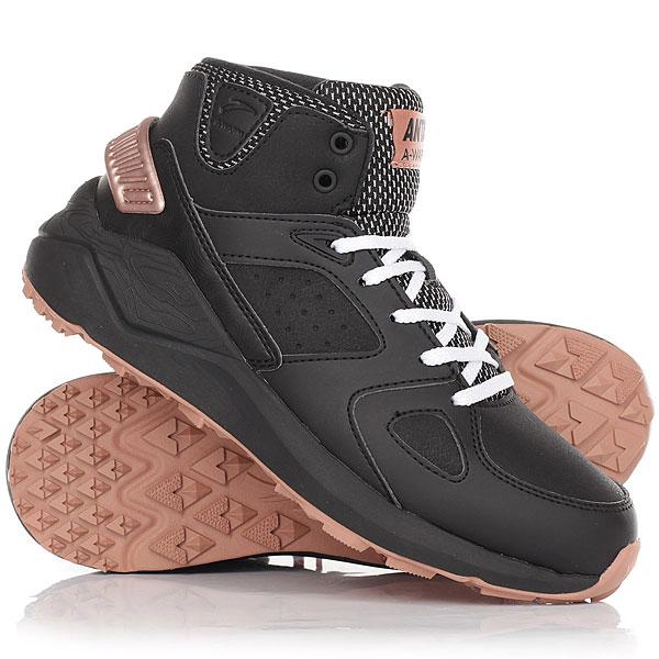 Купить Ботинки зимние женские Anta 82746921-4 Black, 1190092