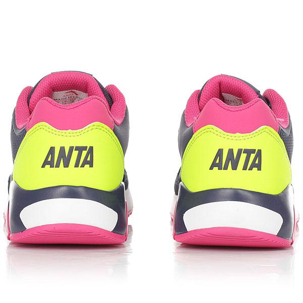 Кроссовки женские Anta 82618800-4 Dark Blue