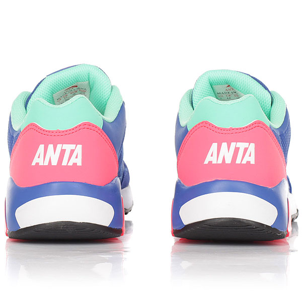 Кроссовки женские ANTA 82618800-2 Blue