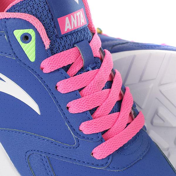 Кроссовки женские Anta 82618831-4 Blue