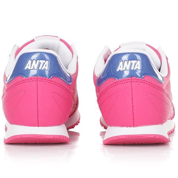 Кроссовки женские ANTA 82618880-2 White