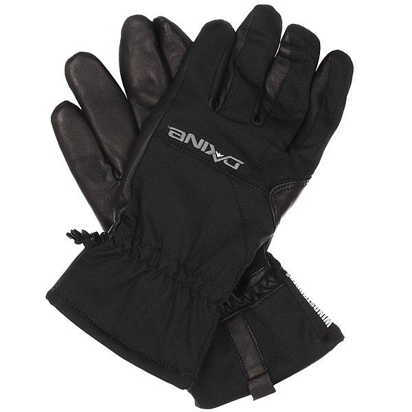 Перчатки сноубордические Dakine Zephyr Black