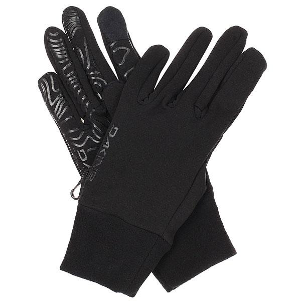 Перчатки сноубордические Dakine Storm Liner Real Black 1190185  - купить со скидкой