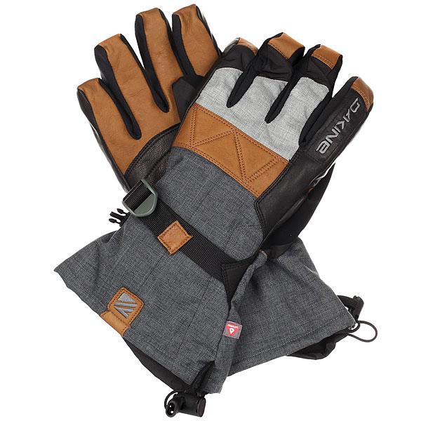 Перчатки сноубордические Dakine Ridgeline Carbon 1190189  - купить со скидкой