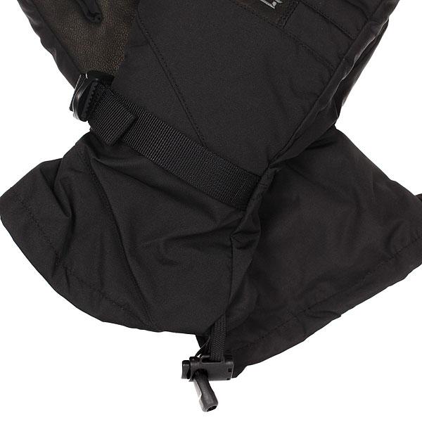 Перчатки сноубордические Dakine Nova Glove Black