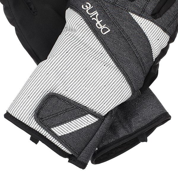 Перчатки сноубордические женские Dakine Sienna Glove Rail