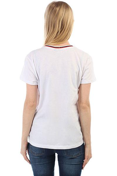 Футболка женская Rip Curl Romie Optical White