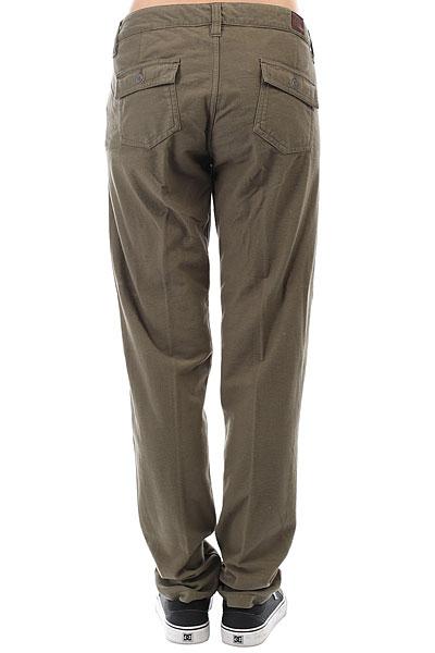 Штаны прямые женские Rip Curl Hylo Pant Dusty Green