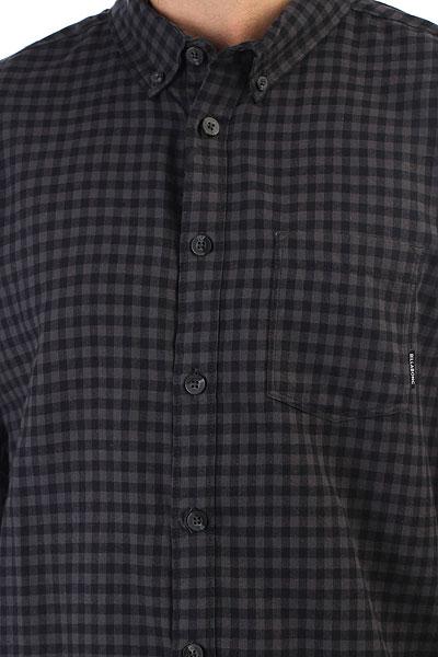 Рубашка в клетку Billabong Doyle Ls Black