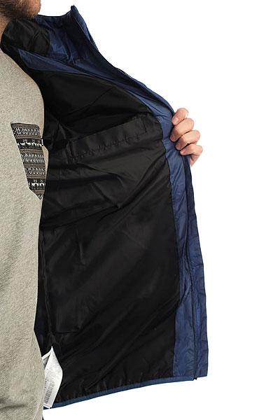 Куртка Billabong Kodiak Puffer Deep Blue