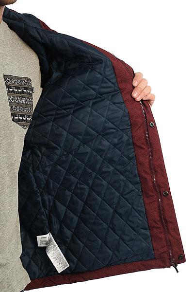 Куртка Billabong Alves 10k Bordeaux Htr