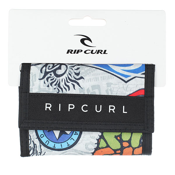 Кошелек Rip Curl Surf Wallet Logomix Multico