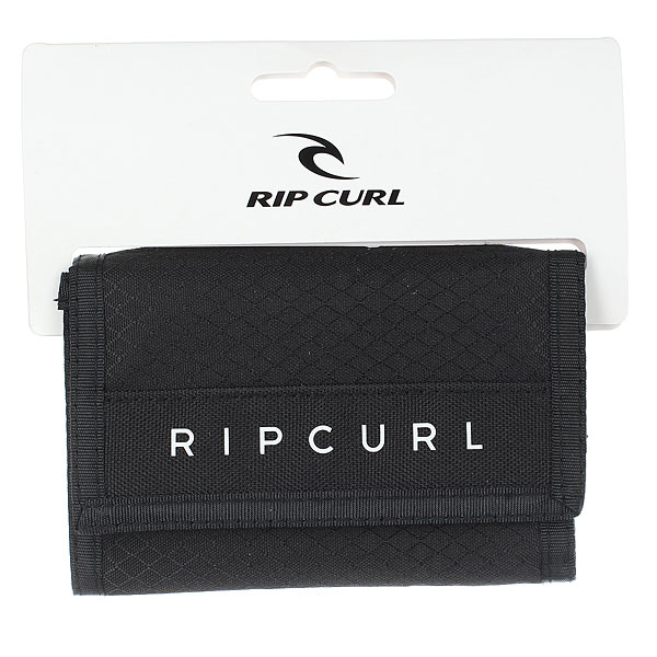 Кошелек Rip Curl Surf Wallet Plain Black