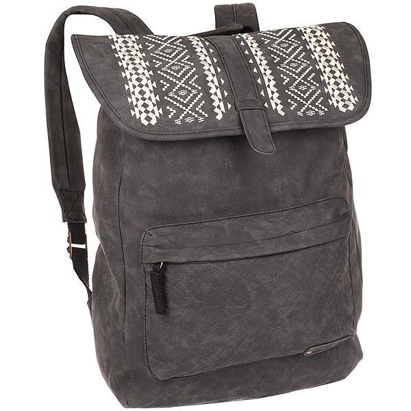 Рюкзак туристический женский Rip Curl Hesperia Backpack Black
