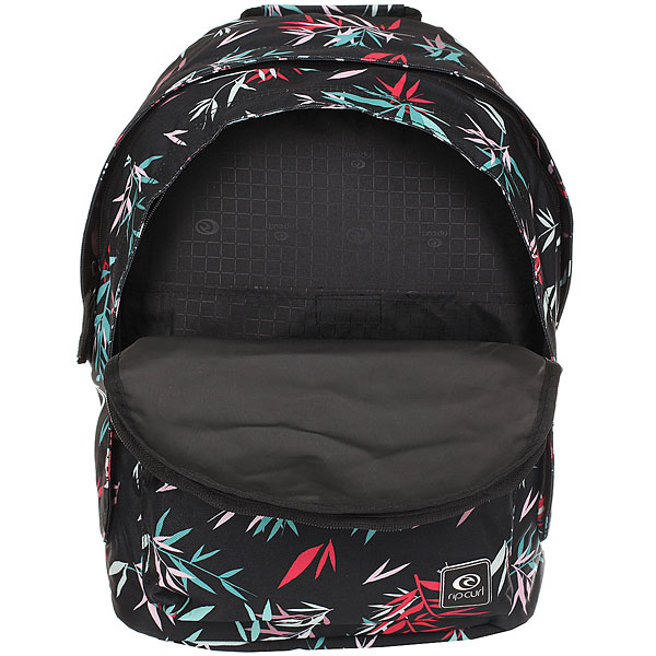 Рюкзак городской Rip Curl Las Dalias Double Dome Black