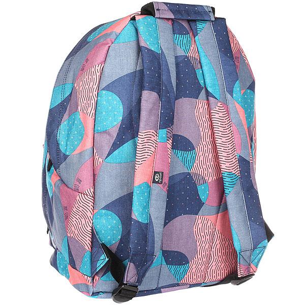 Рюкзак городской женский Rip Curl Camo Double Dome Blue