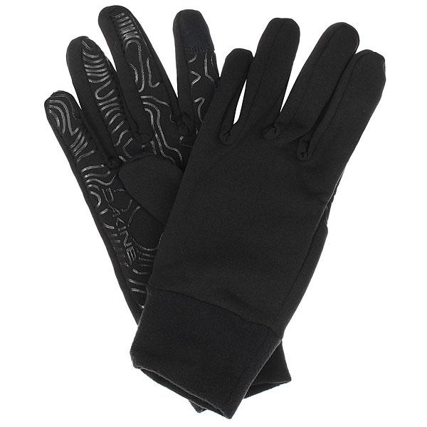 Варежки Dakine Leather Scout Glove Black/Tan