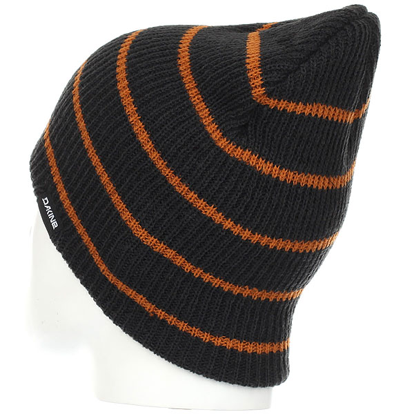 Шапка Dakine Tall Boy Stripe Black/Ginger