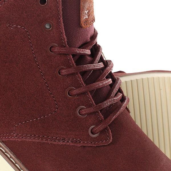 Ботинки высокие DC Mason Burgundy