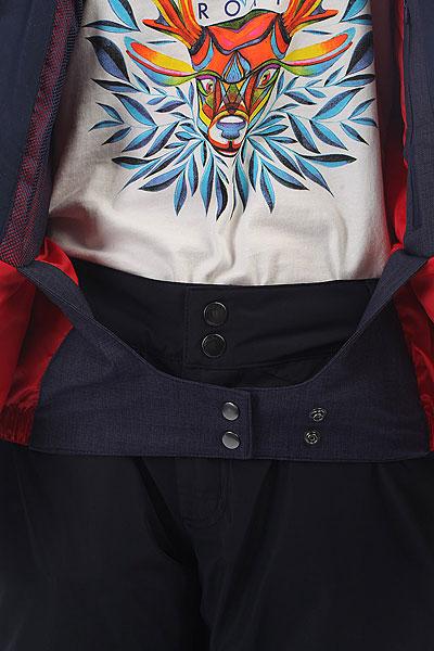 Куртка утепленная женская Roxy Atmosphere Peacoat