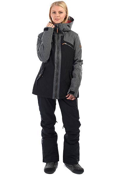 Куртка женская Roxy Journey True Black