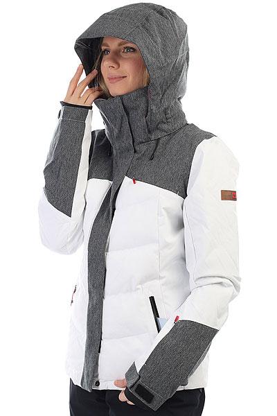 Куртка женская Roxy Flicker White
