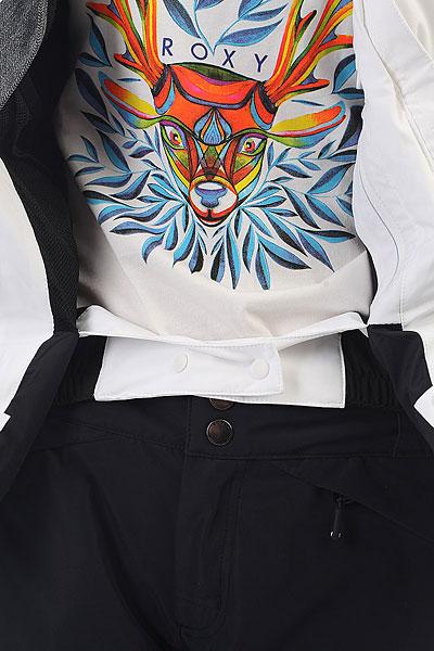 Куртка утепленная женская Roxy Flicker White