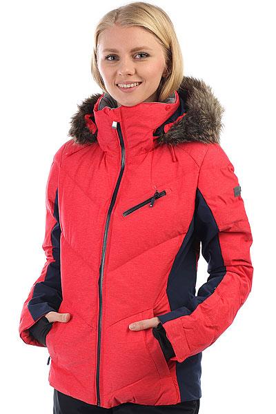 Куртка утепленная женская Roxy Snowstorm Lollipop
