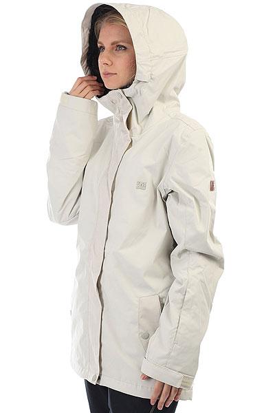 Куртка утепленная женская DC Perimeter Silver Birch