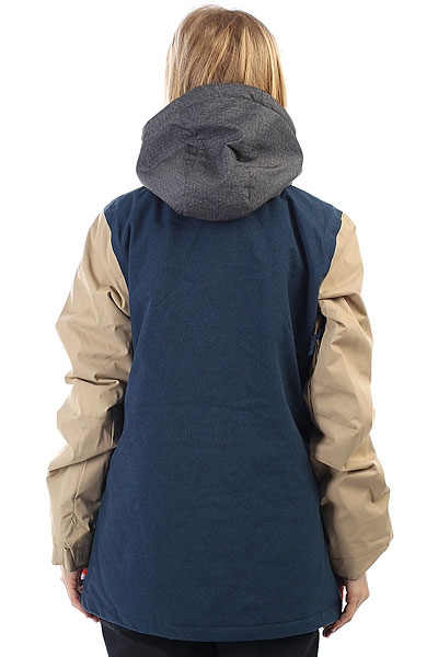 Куртка женская DC Dcla Insignia Blue
