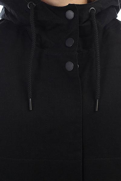Куртка утепленная женская Roxy Seadance Anthracite