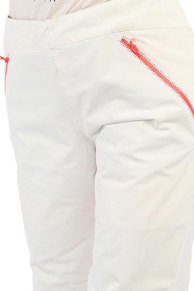 Штаны сноубордические женские Roxy Premiere Bright White