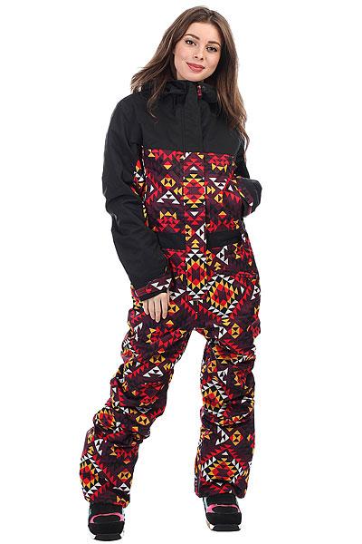 Комбинезон сноубордический женский Billabong Thyra Navajo Red
