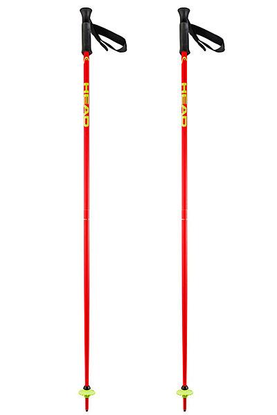 Лыжные палки Head Classic Neon Red