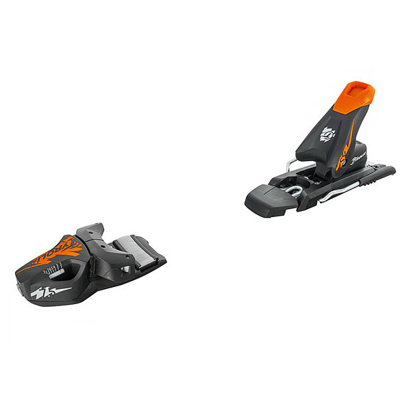 Крепления для лыж TYROLIA Sx 7.5 Brake 90 Solid Black/Fl. Orange